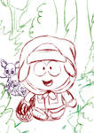 Red Hood Kyle by Phinbella-Flynn