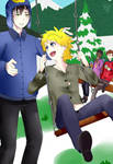 Normal Day with Craig and those guys by Phinbella-Flynn