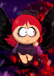 Dark Angel Red