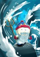 Poseidon Stan by Phinbella-Flynn