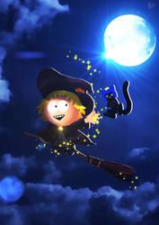 Witch Tweek by Phinbella-Flynn