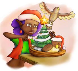 Christmas Challenge 1