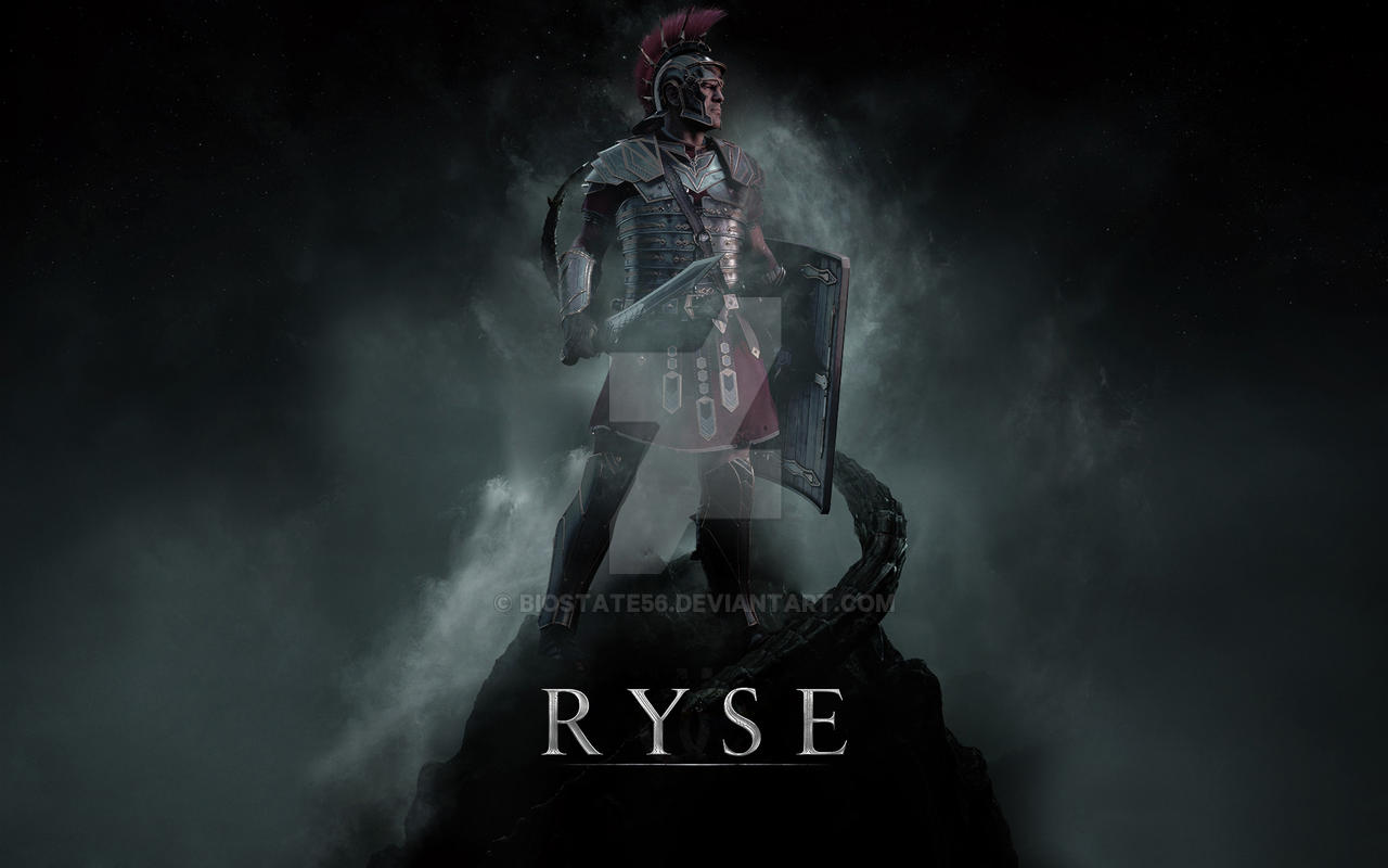 Ryse Son Of Rome Wallpaper: Skyrim Wallpaper Combine By Biostate56