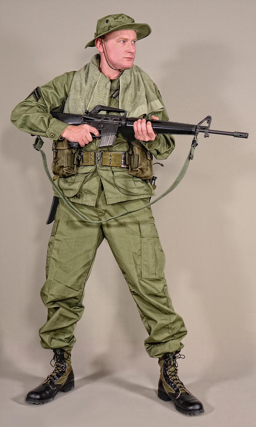 Military Uniform Us Soldiers Vietnam 03 By Mazuskarl On Deviantart