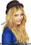 Chloe Moretz - Colour Pencils 2
