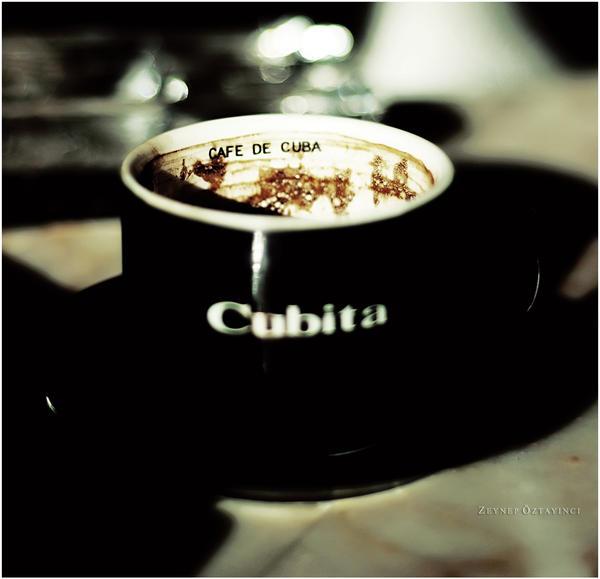 CAFE DE CUBA by estellamestella