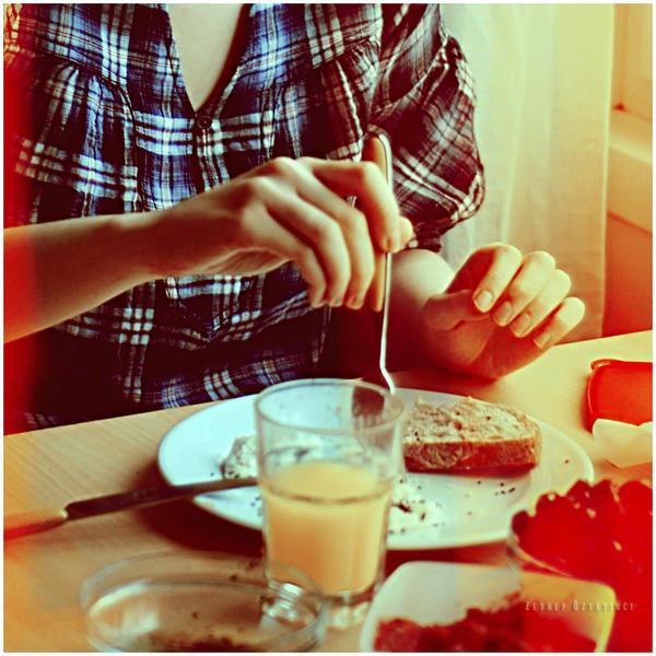 in the morning . : by estellamestella