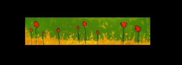 Poppies by metatechnocrat