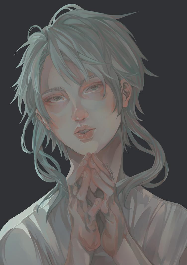 Portrait by Riversouls