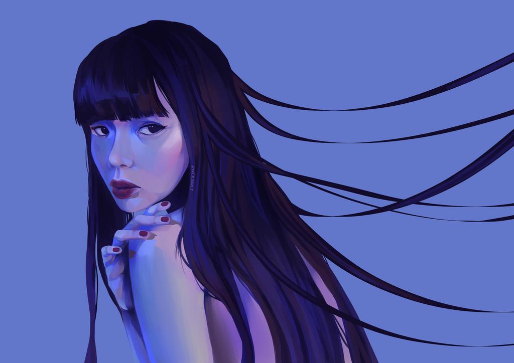Blue Light by Riversouls