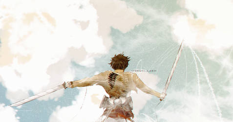 Eren up in the air