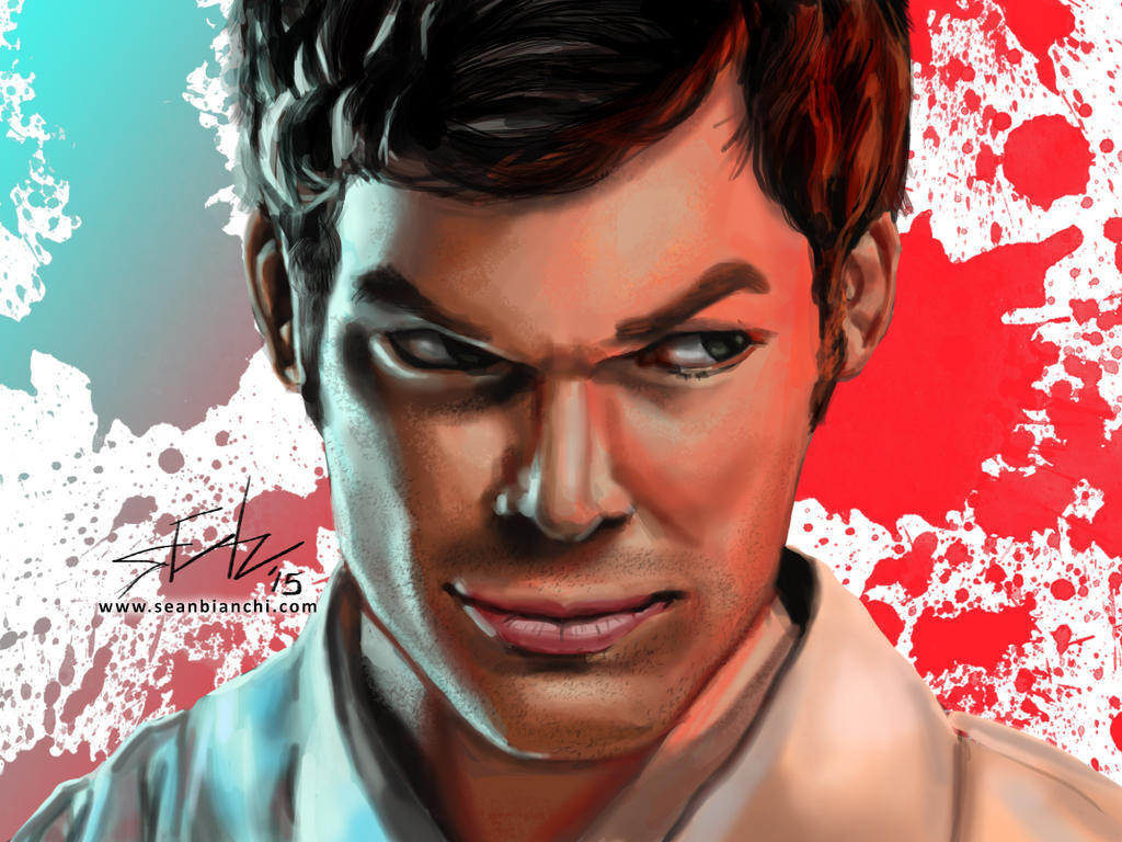 Dexter Morgan by seanbianchi