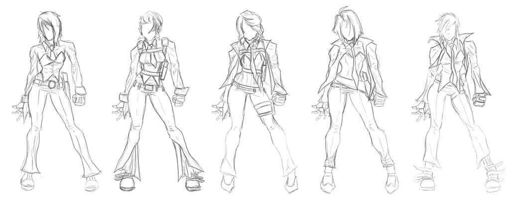 Katya concepts by seanbianchi