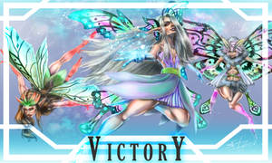Victorious Fairy border text by seanbianchi