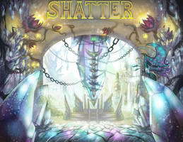 Shatter Book 1: Crystal Chamber by seanbianchi