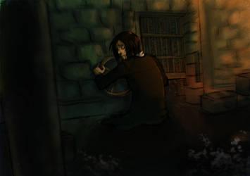Amnesia - Water horror by Sayuri1314