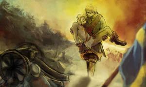 The effect of war by Sayuri1314