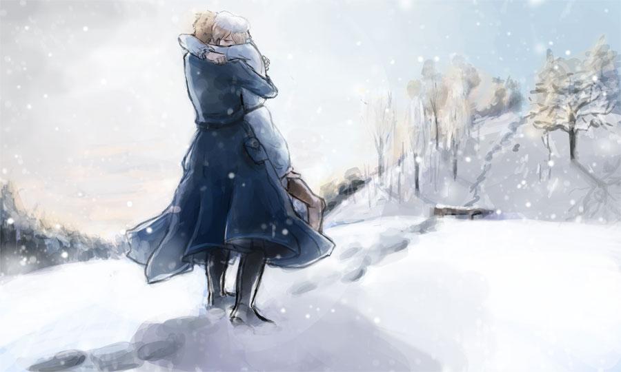 Reunion by Sayuri1314