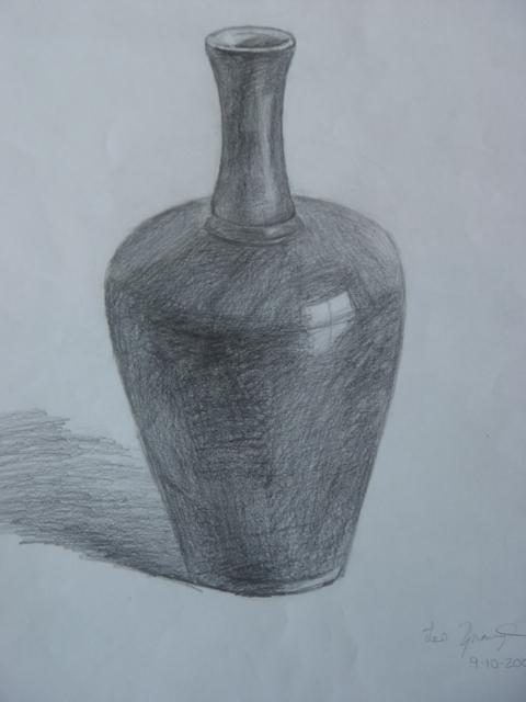 Still Life Vase By Unique Not Weird On Deviantart