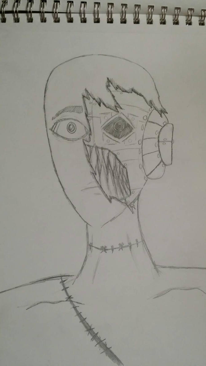 Pychopathic disorder by JinxWolfsweetdreams