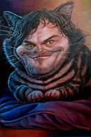 Jack Black Cat by ThomasKain