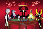 Villains evil poker game