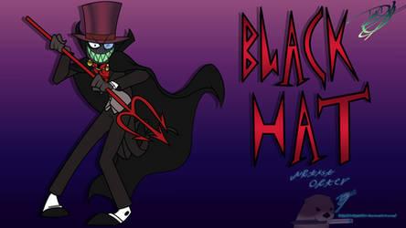 Black Hat From Villanous by ArtistOtter