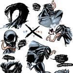 Venom Doodles