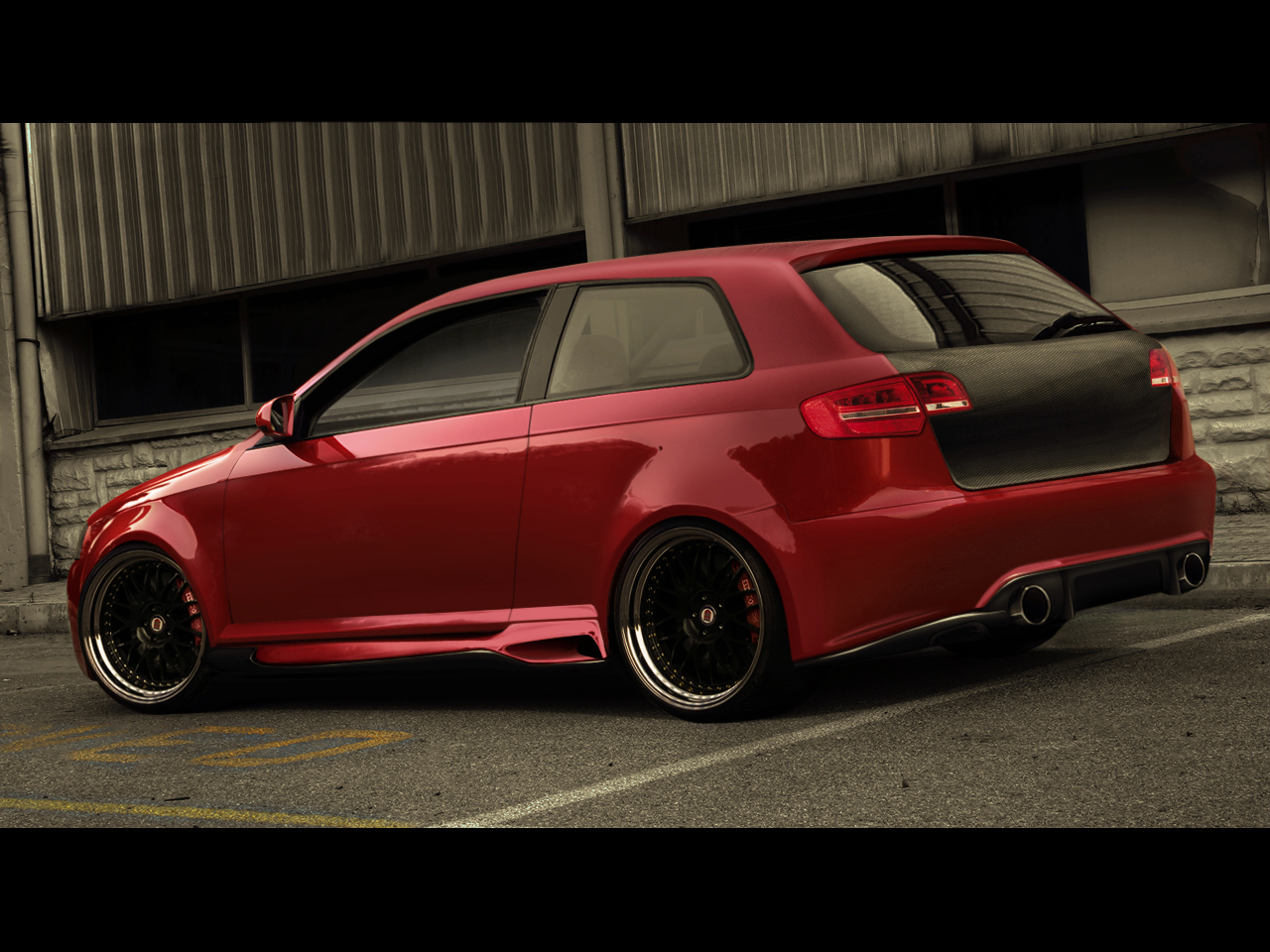 Audi S3 By MagiK