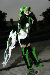 Hatsune Miku VN02 cosplay II
