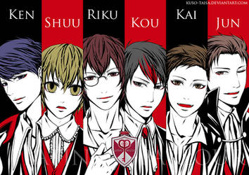 Vampires night of Platina Parlour by kuso-taisa