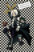 Cute exorcists by kuso-taisa
