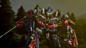 (SFM) Optimus Prime (ROTF Scene)