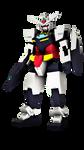 (SFM) Core Gundam pinup by TheBRSteamer95