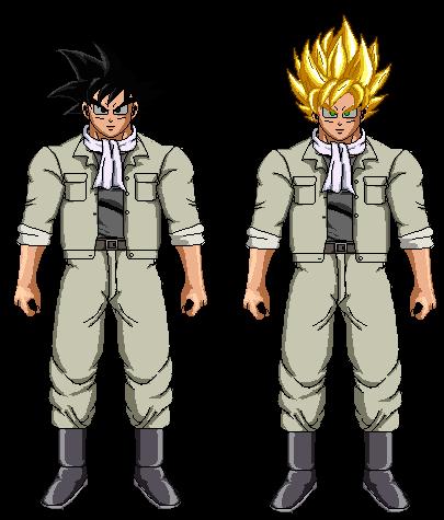 Goku Farmer dbs by Tuninho22