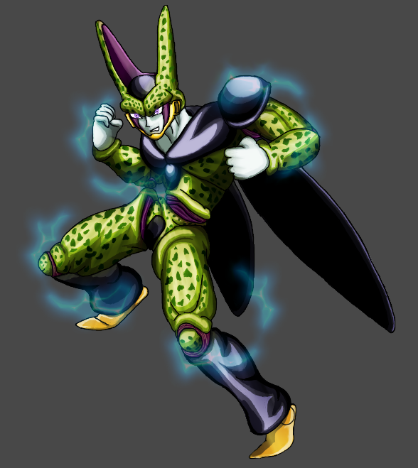 Perfect cell by Tuninho22