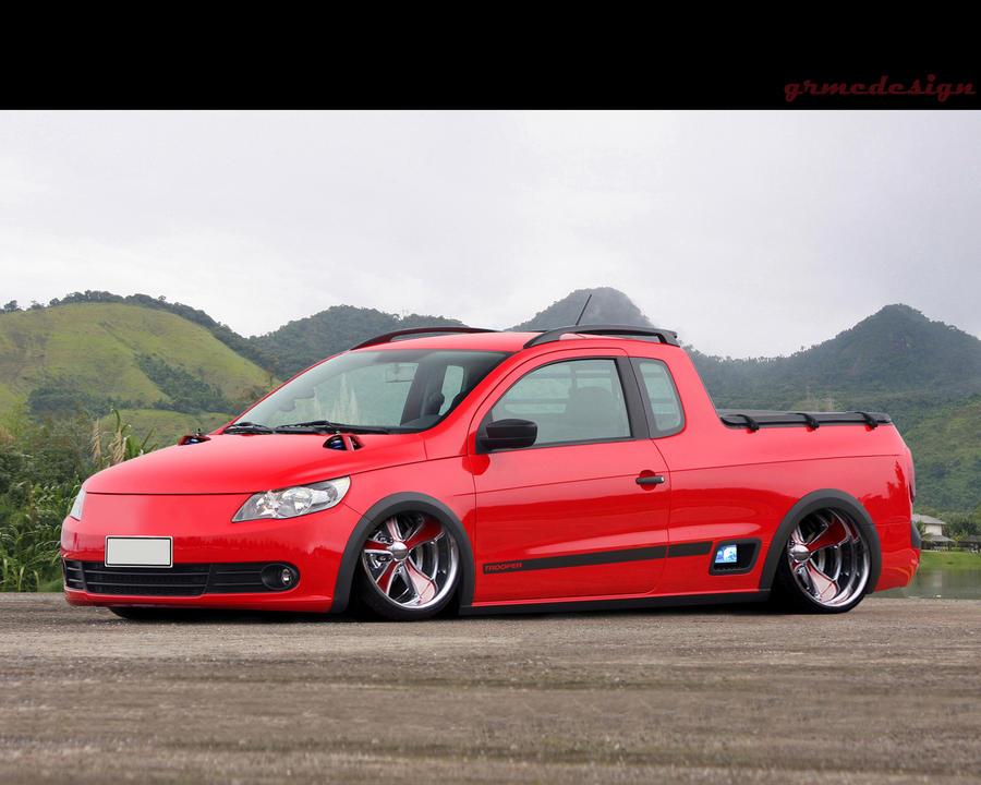 Foto di Volkswagen Saveiro III - Foto di auto