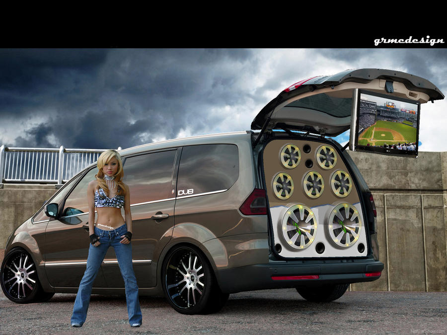 Ford Galaxy by GRMC-DESIGN on deviantART