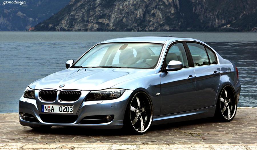 BMW I By GRMCDESIGN On DeviantArt - Bmw 320i 2012
