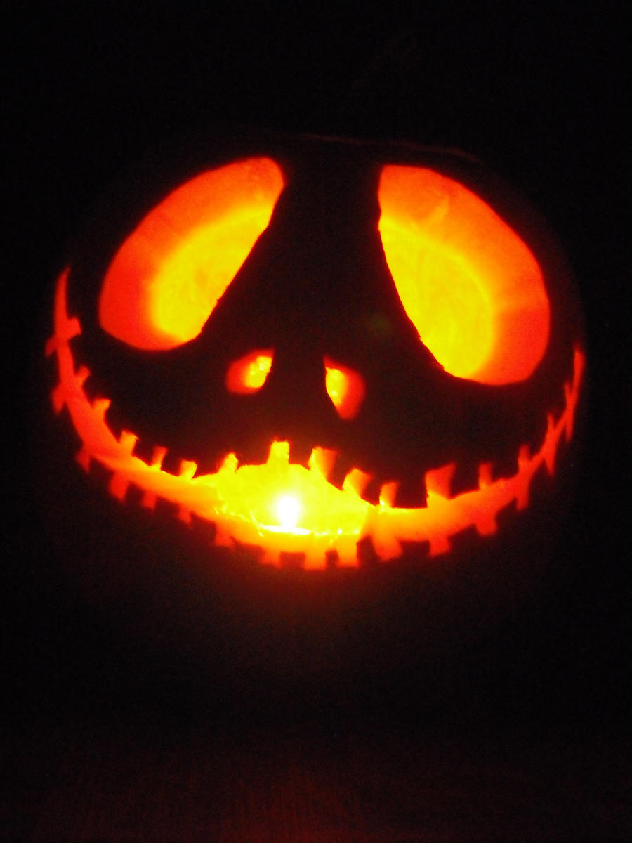 jack skellington pumpkin by black destiny on deviantart