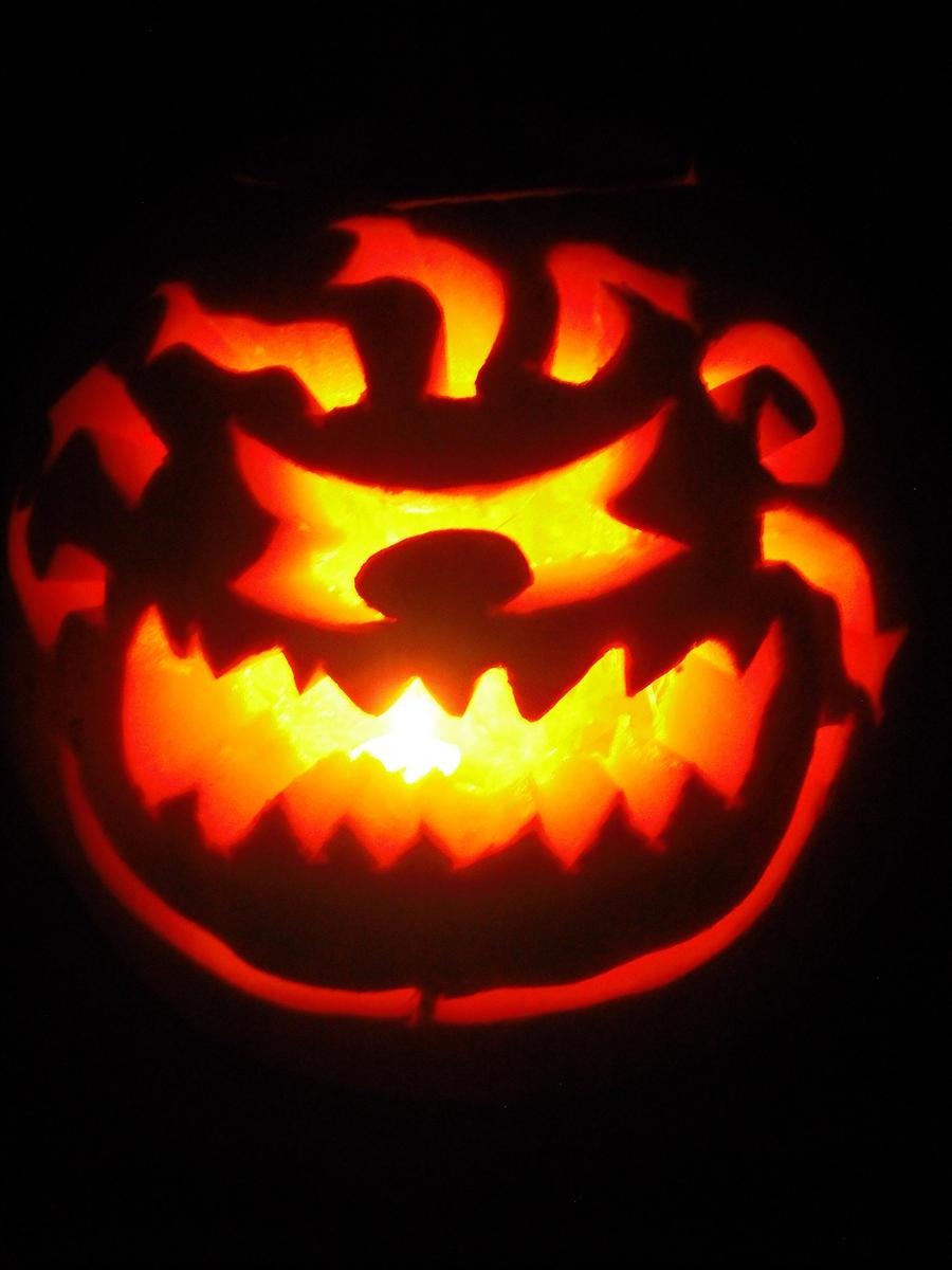 Beholder Pumpkin