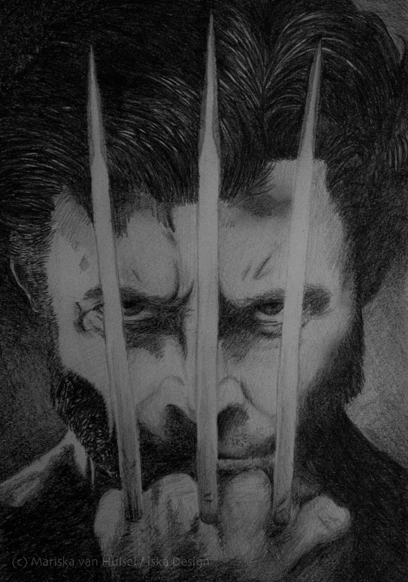 - Wolverine Art Crossing - by IskaDesign