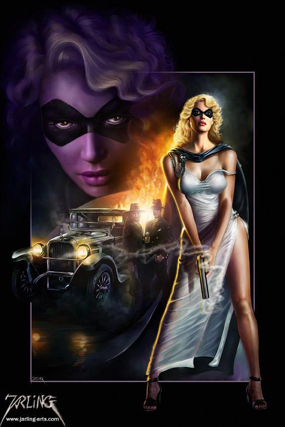 Domino Lady
