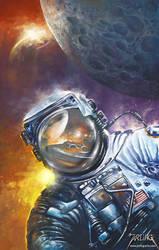 Lost In Space by jarling-art
