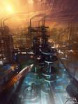 Future Cityscape 1