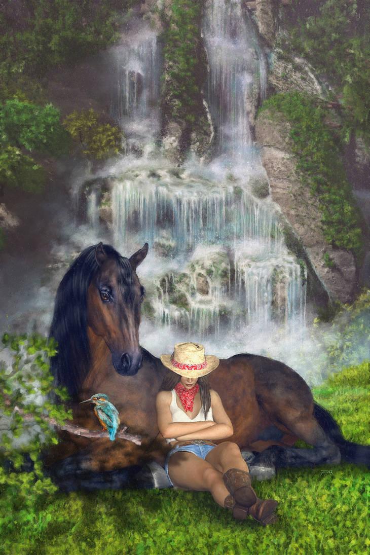 Country Memories 1 by jarling-art