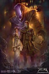Guild Wars Fan Art by jarling-art