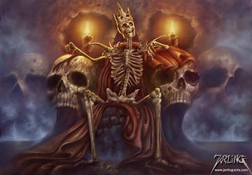 Skullflinger by jarling-art