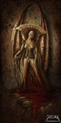 Vampires Mother by jarling-art
