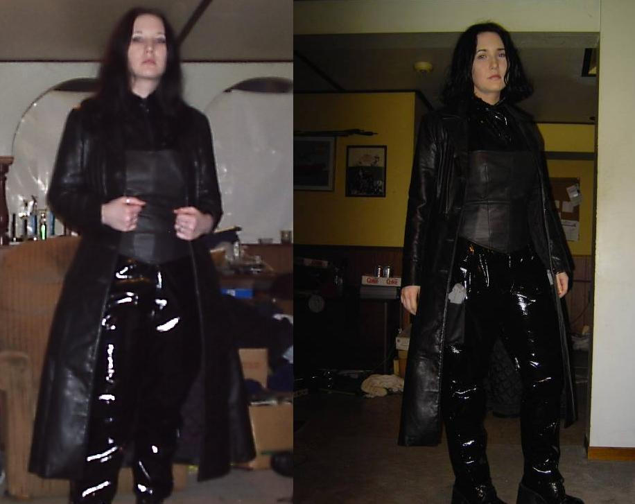 Underworld Selene Boots Selene Costume by severedflesh